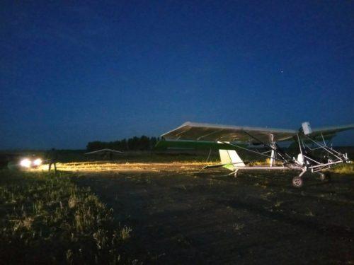 Полёты белыми ночами