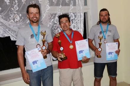 Спорт-класс: 1 - Азат Масалимов 2 - Максим Андрейчиков 3 - Денис Плюснин