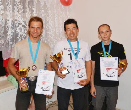 Победители ЧР 2016 в спорт-классе